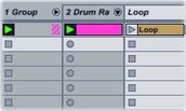 Using Drum Loops