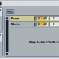Build a Bass Mono/Stereo Rack in Ableton